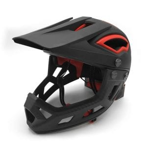 Full Face MTB Helmet For Safety And Comfort