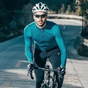 Long Sleeve Cycling Jersey For Different Weathers