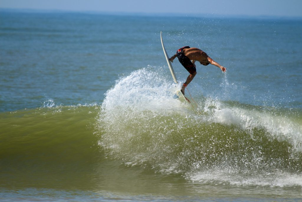 How To Become A Surf Rider?