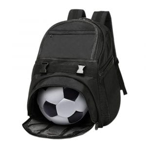 Football Backpack For Carrying The Gears