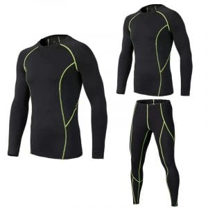 Base Layer Men's Clothing For Workouts And Comfort