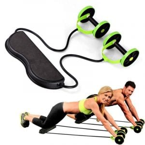 Ab Wheel Core Power Exercise Equipment