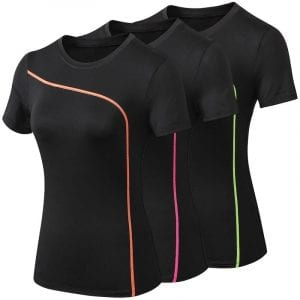 Athletic Tank Tops: Quick Dry Slim Fit Yoga Tops for Women