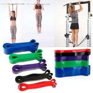 Pull Up Assist Bands Is A Perfect Fitness Equipment