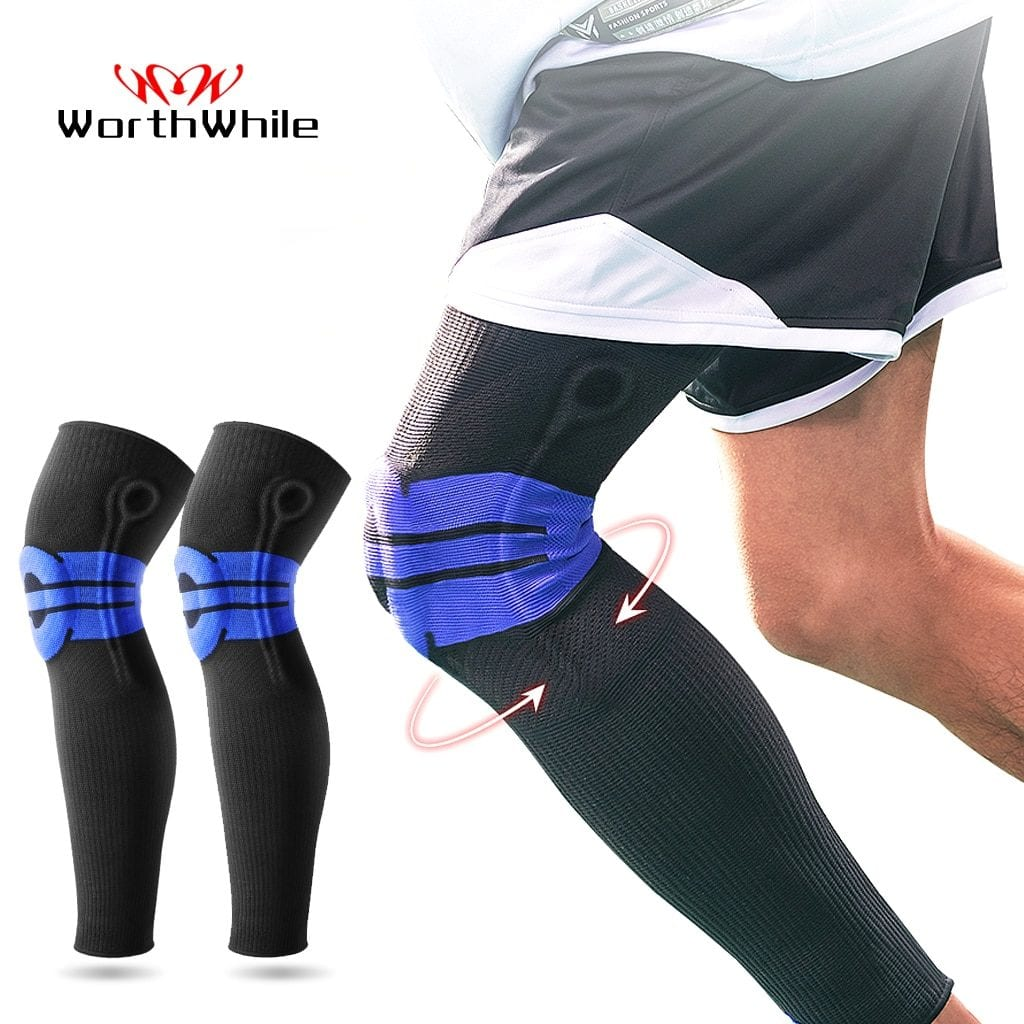 What Are The Reasons To Use Fitness Running Cycling Knee Support