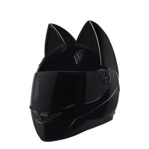 Women Full Face Helmet Cycling Safety