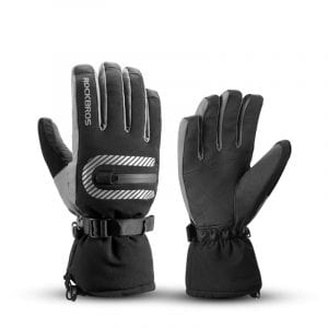Snowboard Gloves For Winter Skiing And Hiking