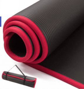 Extra Thick Yoga Mat: For All Age Groups