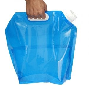 5L Collapsible Water Container; The Best Camping Gear