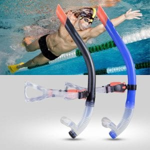 Snorkel And Diving Silicone Breathing Tube