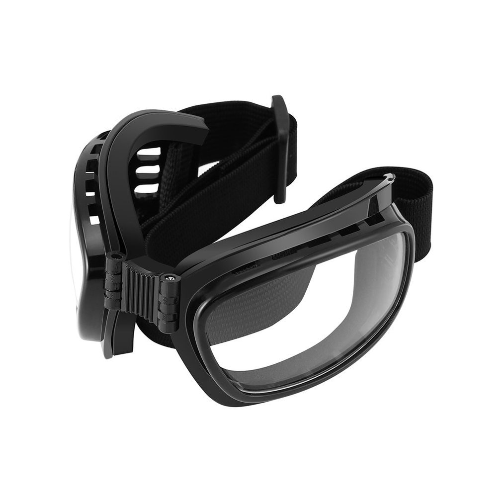 Motorcycle Goggles Polarized Clear Day Night Cycling