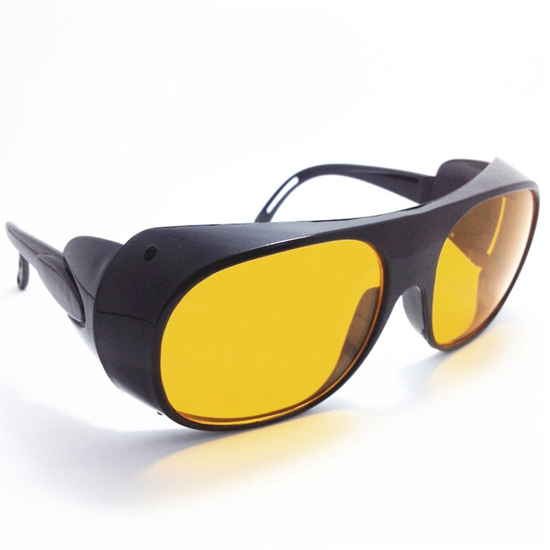 Motorcycle Night Vision Driving Glasses Protection Wind Dust